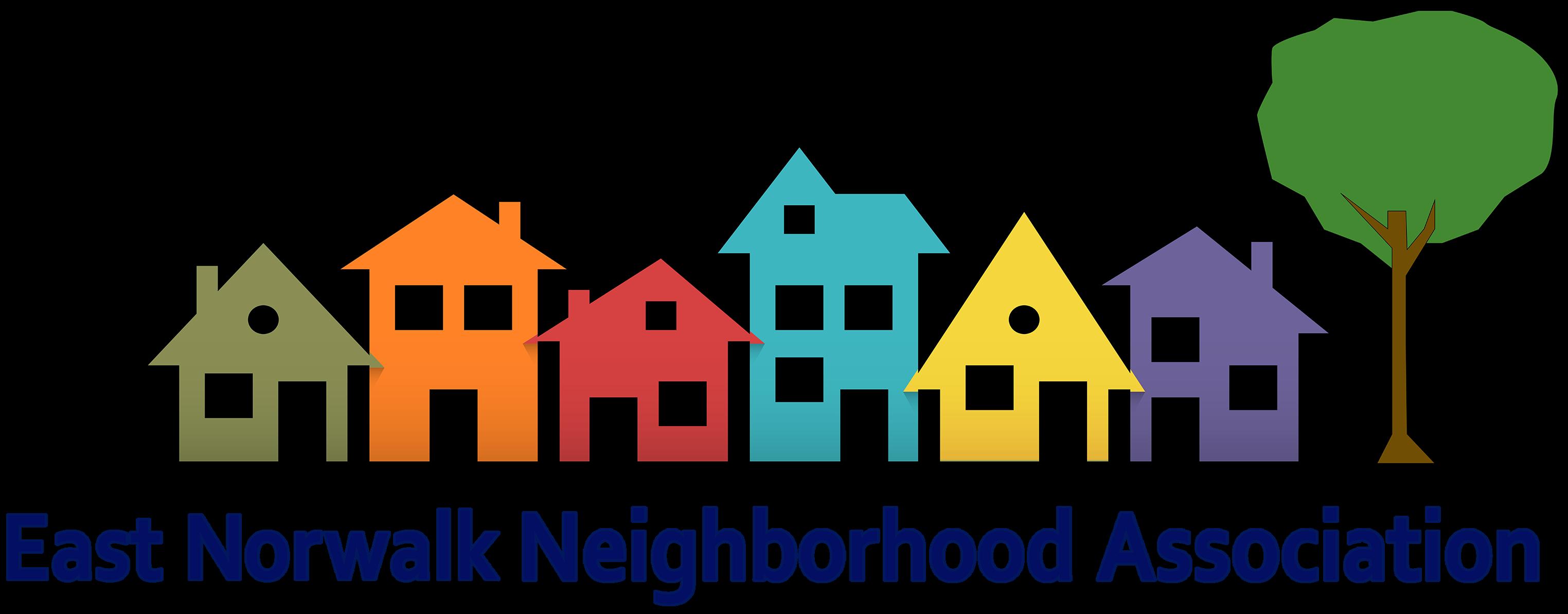 Logo for East Norwalk Neighborhood Association